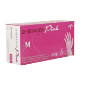 Generation Pink 3G Synthetic Exam Gloves